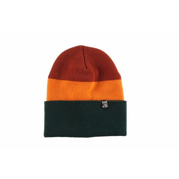 Planet Earth Big Stripe Beanie