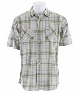 Planet Earth Collins S/S Shirt Pale Green