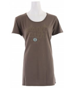 Planet Earth Cooper S/S T-Shirt Chocolate