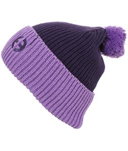 Planet Earth Cozy Beanie Purple