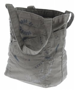 Planet Earth Depoe Bag Dark Olive