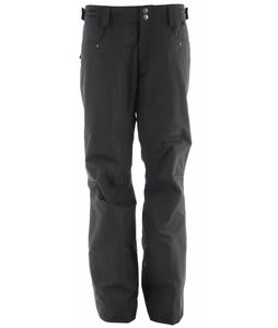 Planet Earth Freefall Insulated Snowboard Pants Swamp Green