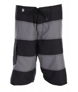 Planet Earth Freeman Boardshorts Cave Black