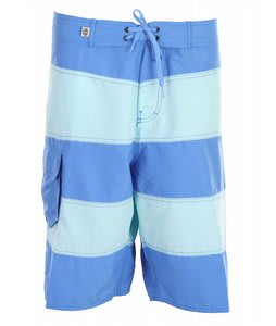 Planet Earth Freeman Boardshorts Sky Blue