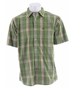 Planet Earth Hamilton S/S Shirt Pale Green
