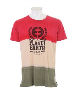 Planet Earth Hansen T-Shirt Rasta