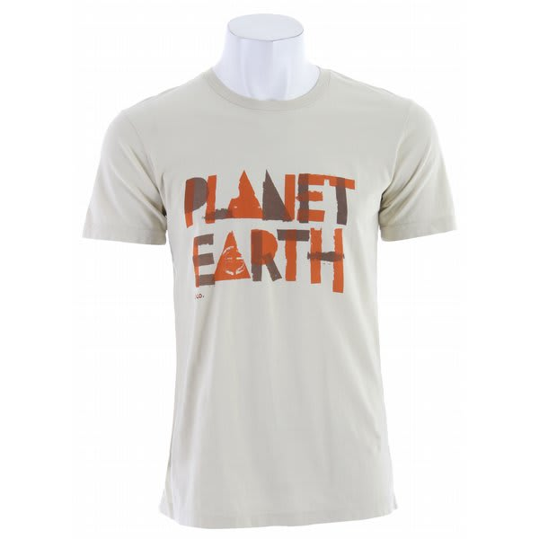 Planet Earth Harrison S/S T-Shirt