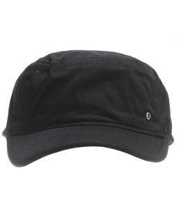 Planet Earth Johnston Hat Black