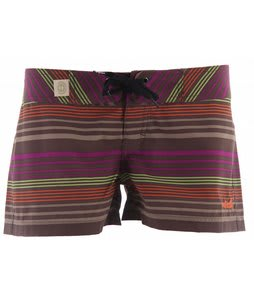 Planet Earth Kimmel Boardshorts Chocolate