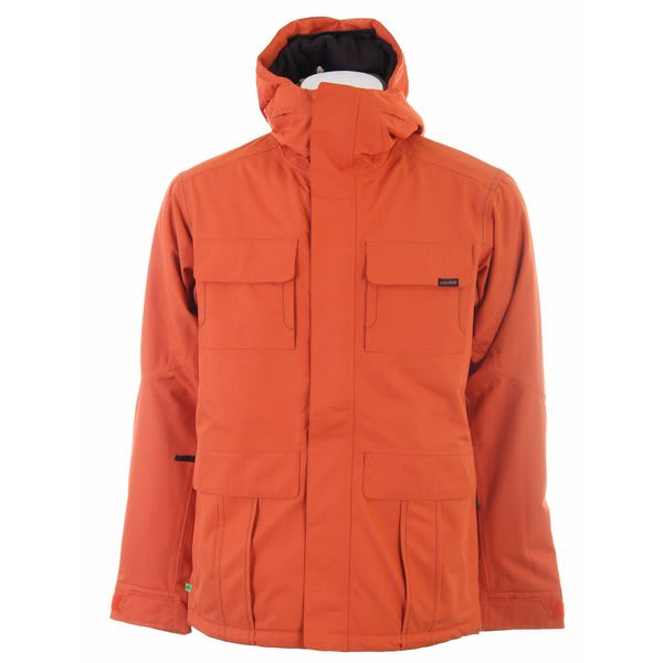 Planet Earth Lieutenant Insulated Snowboard Jacket