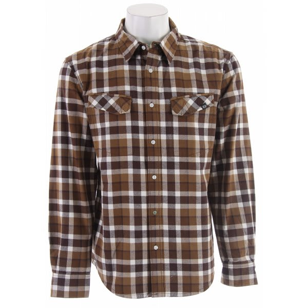 Planet Earth Linier Flannel Shirt