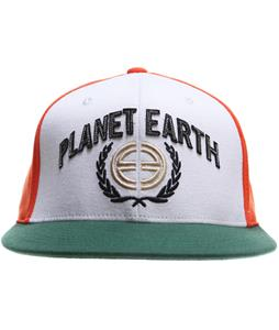 Planet Earth Logo Cap Team