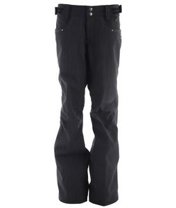 Planet Earth Lotus Snowboard Pants Black/Melange