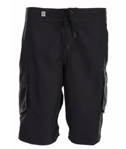 Planet Earth Marshall Boardshorts Cave Black