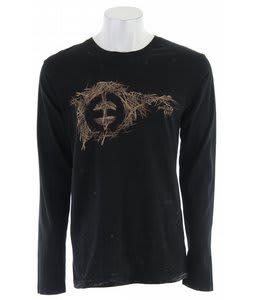 Planet Earth Muscat L/S T-Shirt Black
