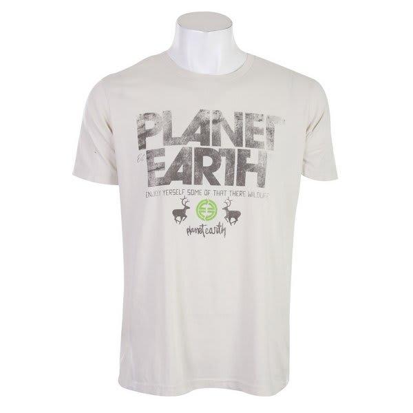 Planet Earth Newman T-Shirt