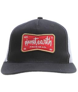 Planet Earth Original Cap Black/Red