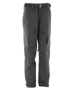 Planet Earth Outpost Insltd Snowboard Pants Swamp Green