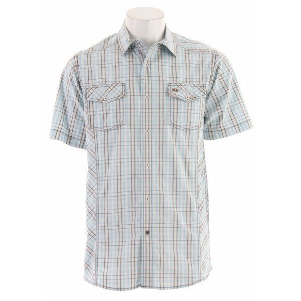 Planet Earth Patterson S/S Shirt