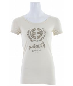 Planet Earth Pencil T-Shirt Heather Beige