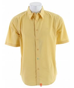 Planet Earth Raven S/S Shirt Cornsilk Yellow