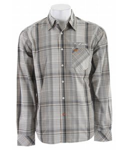 Planet Earth Sanders Plaid L/S Shirt