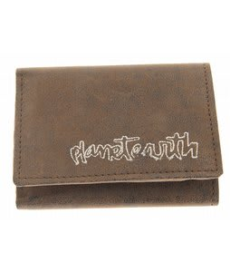 Planet Earth Sparta Wallet Brown