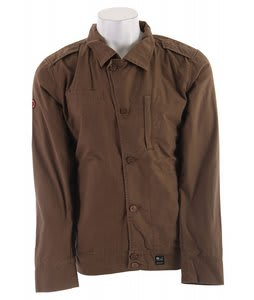Planet Earth Spelunker Jacket Nutella Brown