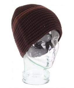 Planet Earth Trademark Beanie Dark Black