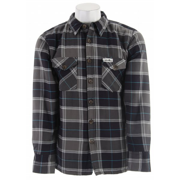 Planet Earth Traverse Flannel Shirt