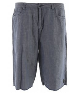 Planet Earth Brady Walk Shorts Dark Denim