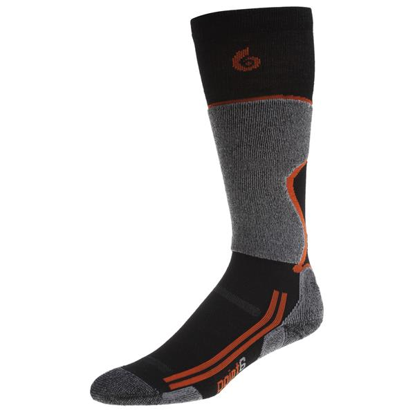 Point6 Ski Light OTC Socks