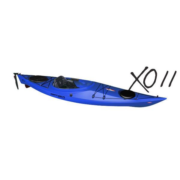 Point 65 XO11 GTE Skeg Kayak