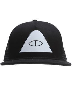 Poler Cyclops Cap Black