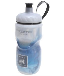Polar Insulated Water Bottle Blue Fade 12oz