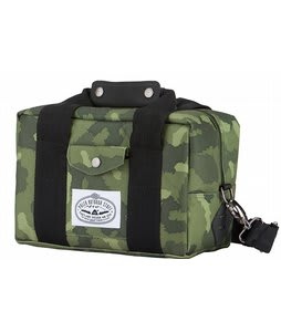 Poler Camera Cooler Camera Bag Green Furry Camo