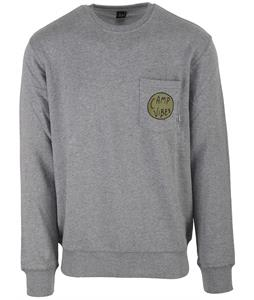 Poler Camp Vibes Pocket Crew Sweatshirt