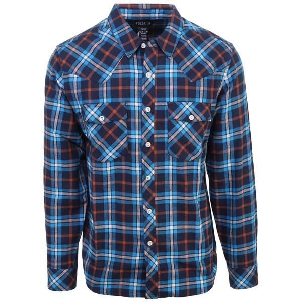 Poler Cash Woven Flannel
