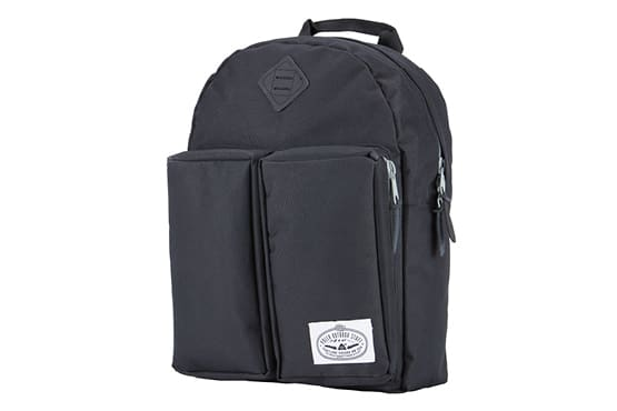 Poler Day Pack Backpack Black