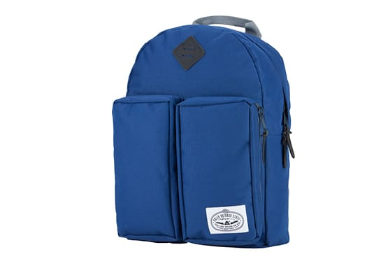 Poler Day Pack Backpack Navy