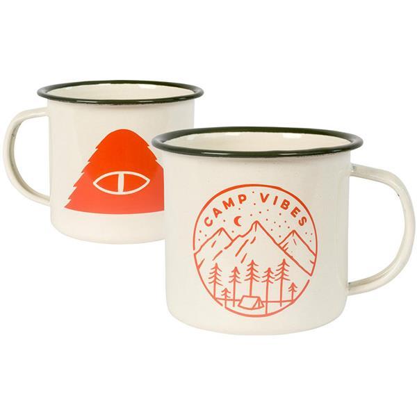 Poler Enamel Camp Mug