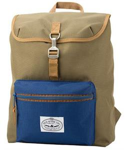 Poler Field Backpack Olive/Navy