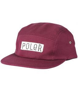 Poler Fur Font Camper Cap