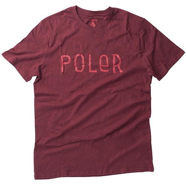 Poler Furry Font T-Shirt