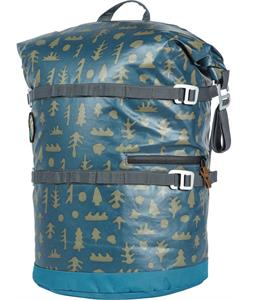 Poler High & Dry Rolltop 20L Backpack