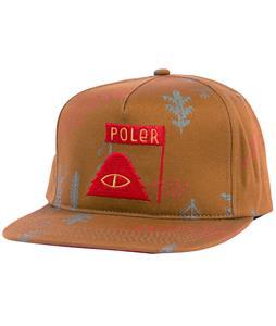 Poler LD Trees Snapback Cap