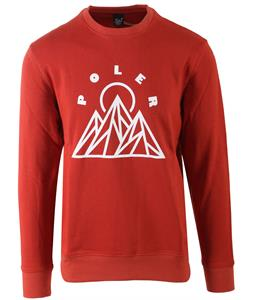 Poler Mountain Crew Sweatshirt