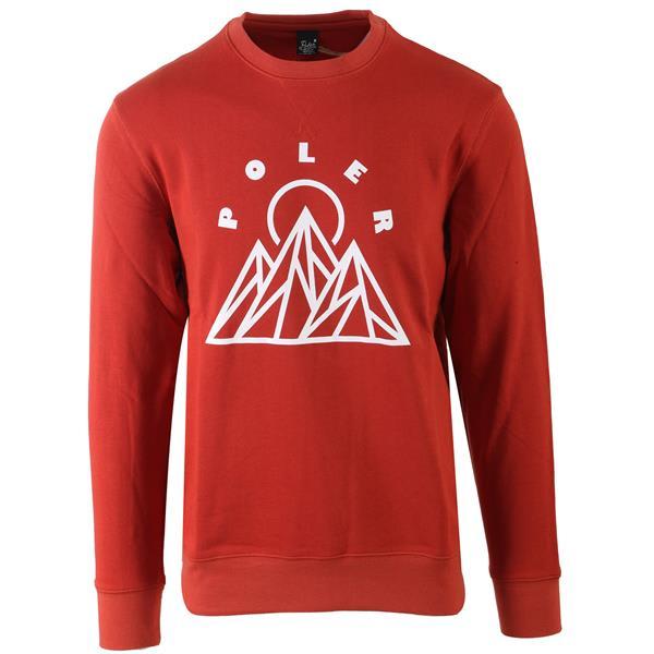 Poler Mountain Crew Sweatshirt