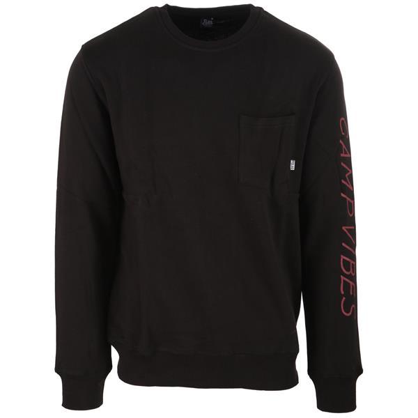 Poler MX Mug Pocket Crew Sweatshirt