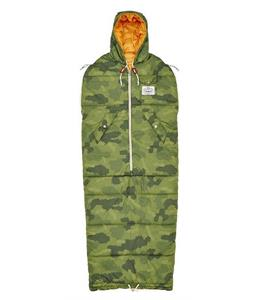 Poler Napsack Sleeping Bag Furry Camo